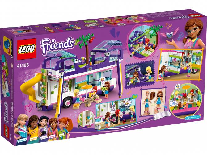 41395 Lego Friends - Автобус для друзей