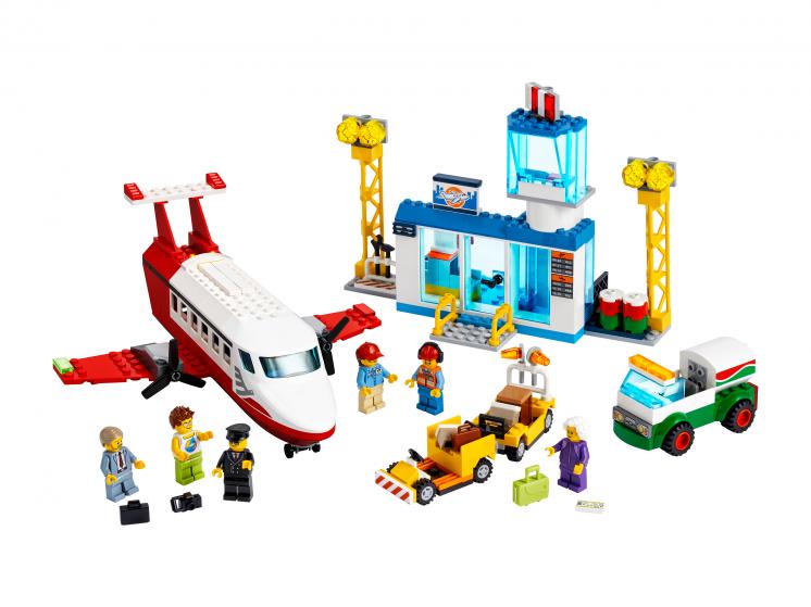60261 Lego City - Городской аэропорт