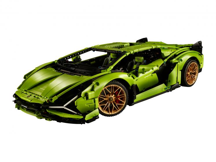 42115 Lego Technic - Lamborghini Sian FKP 37