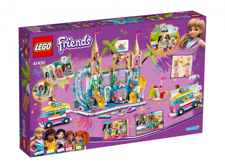 41430 Lego Friends - Летний аквапарк
