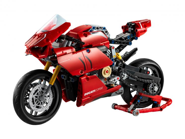 42107 Lego Technic - Ducati Panigale V4 R