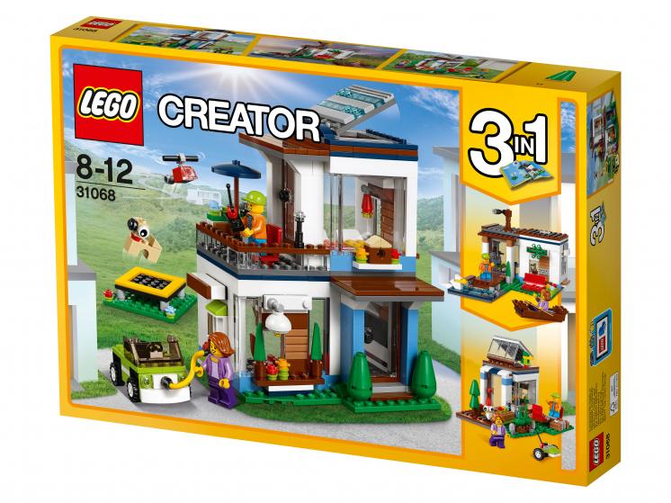 31068 Lego Creator - Современный дом