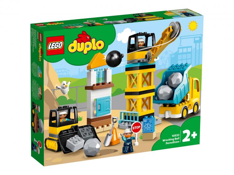 10932 Lego Duplo - Шаровой таран
