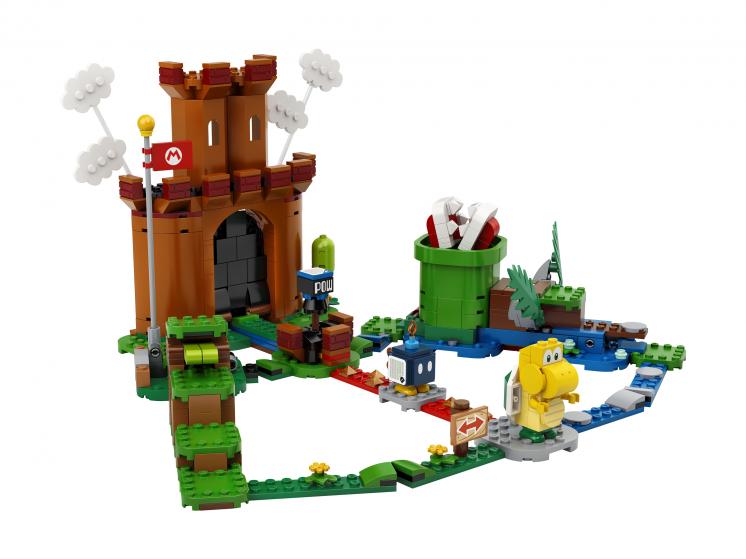 71362 Lego Super Mario - Охраняемая крепость. Дополнительный набор