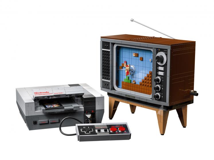 71374 Lego Super Mario - Nintendo Entertainment System™