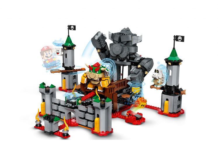 71369 Lego Super Mario - Решающая битва в замке Боузера. Дополнительный набор