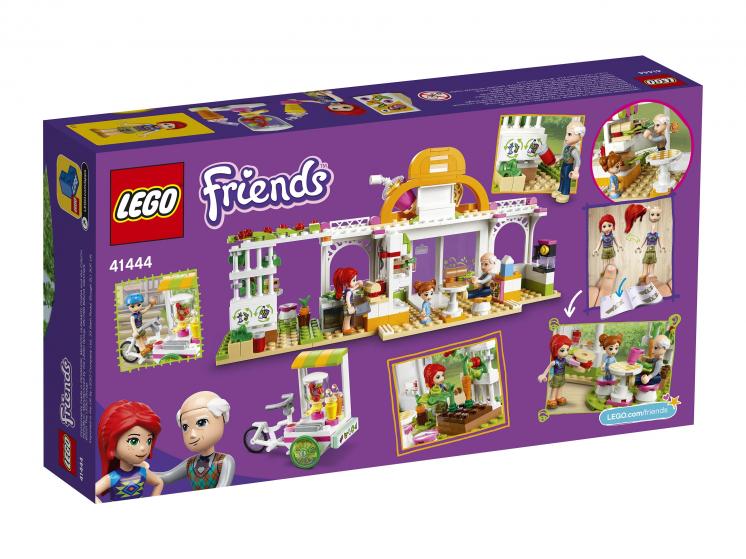 41444 Lego Friends - Органическое кафе Хартлейк-Сити