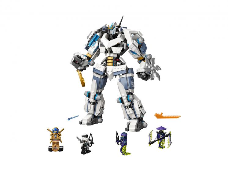 71738 Lego Ninjago - Битва с роботом Зейна