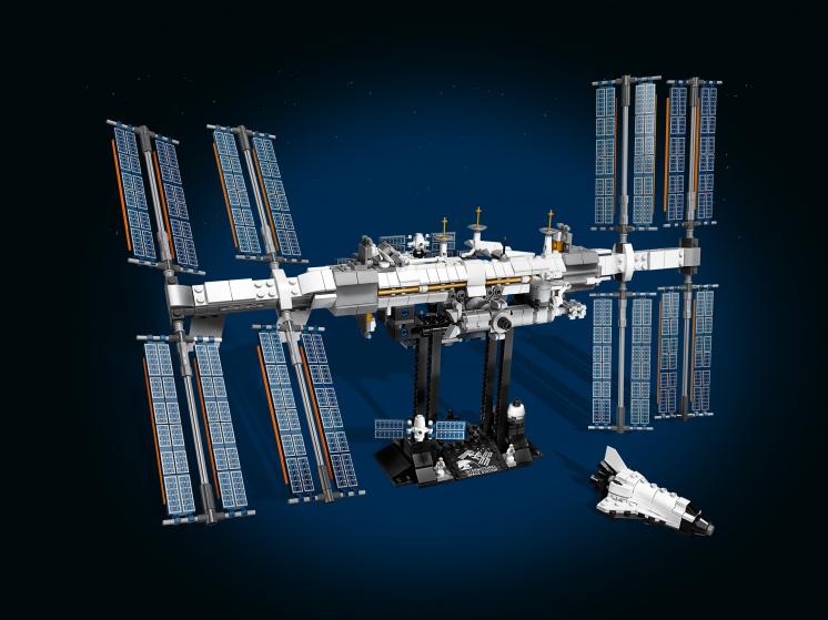 21321 Lego Ideas - Международная Космическая Станция