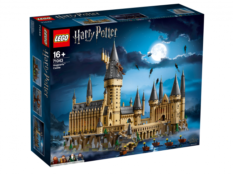 71043 Lego Harry Potter  - Замок Хогвартс