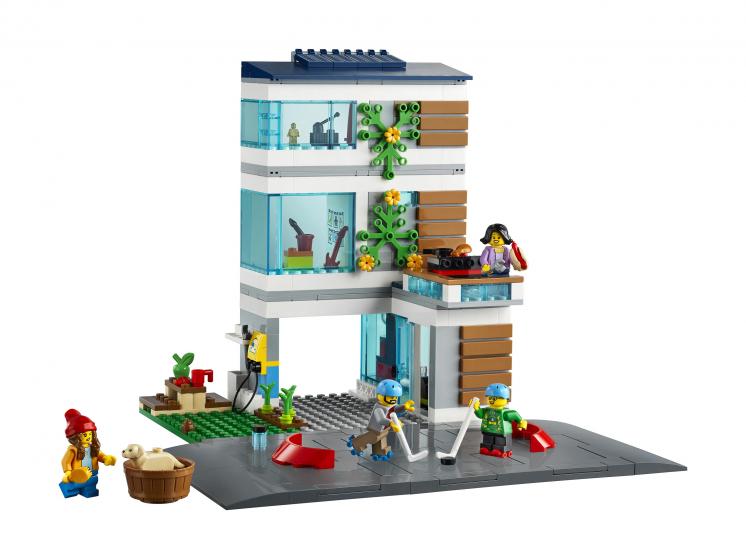 60291 Lego City - Семейный дом