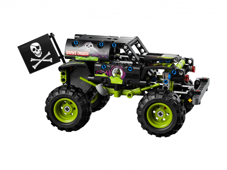 42118 Lego Technic - Monster Jam® Grave Digger®