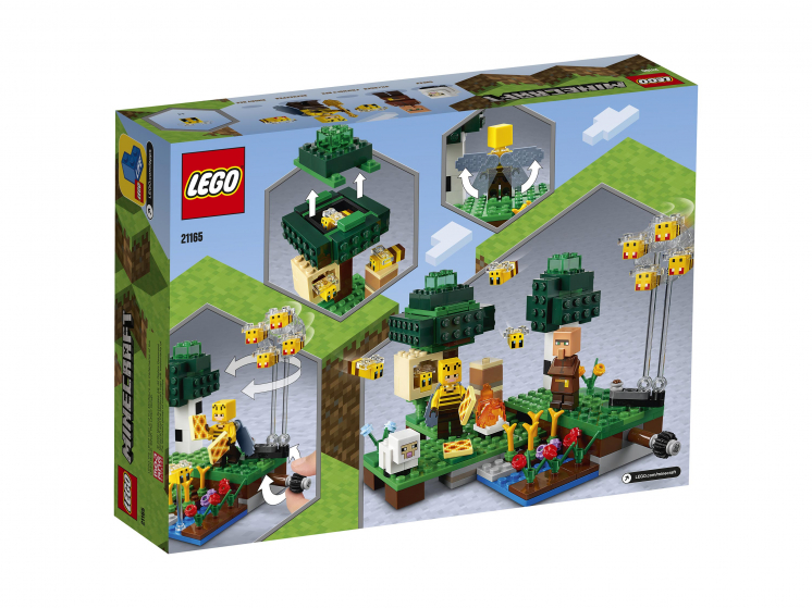 21165 Lego Minecraft - Пасека