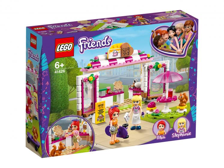 41426 Lego Friends - Кафе в парке Хартлейк Сити