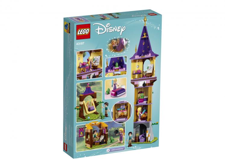 43187 Lego Disney - Башня Рапунцель