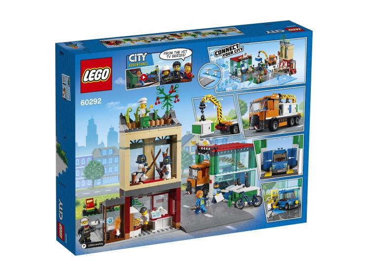 60292 Lego City - Центр города