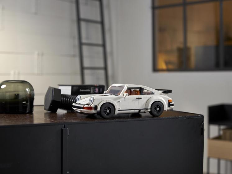 10295 Lego Creator Expert - Porsche 911