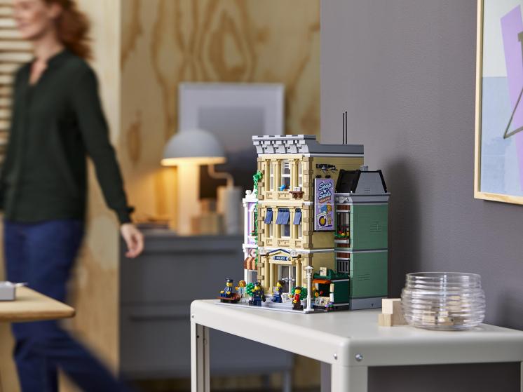 10278 Lego Creator - Полицейский участок