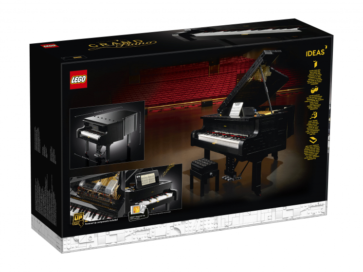 21323 Lego Ideas - Рояль