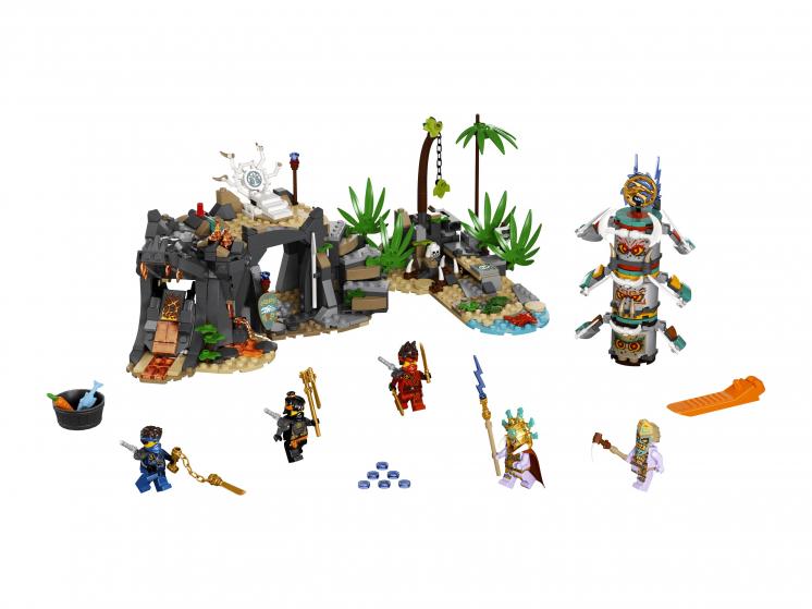 71747 Lego Ninjago - Деревня Хранителей