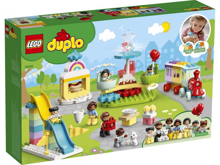 10956 Lego Duplo - Парк развлечений