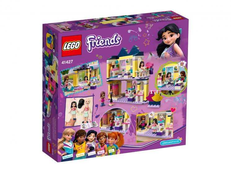 41427 Lego Friends - Модный бутик Эммы