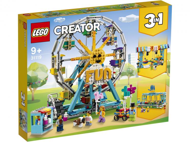31119 Lego Creator - Колесо обозрения