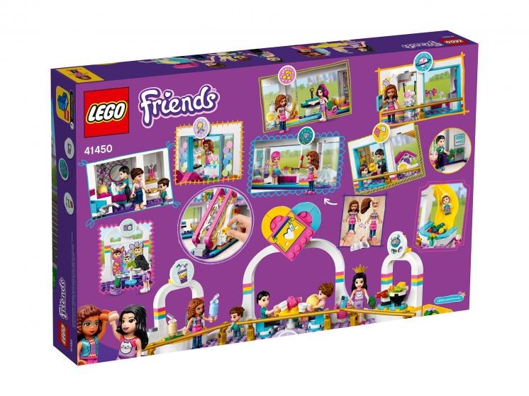 41450 Lego Friends - Торговый центр Хартлейк Сити