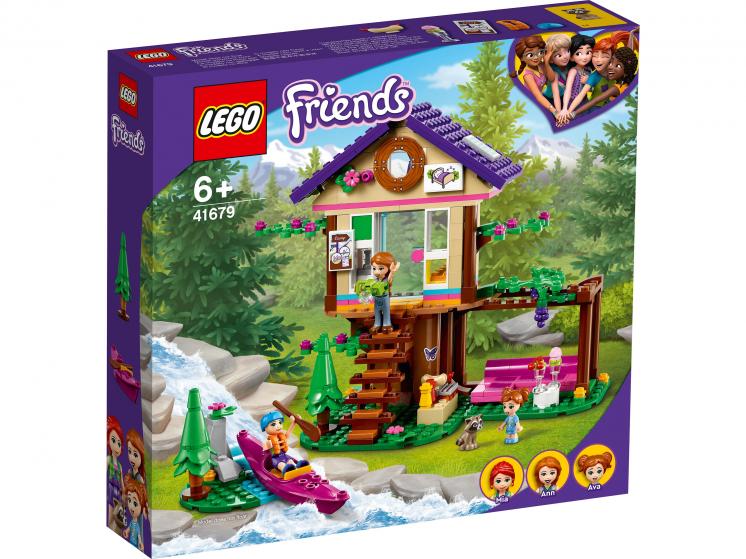 41679 Lego Friends - Домик в лесу