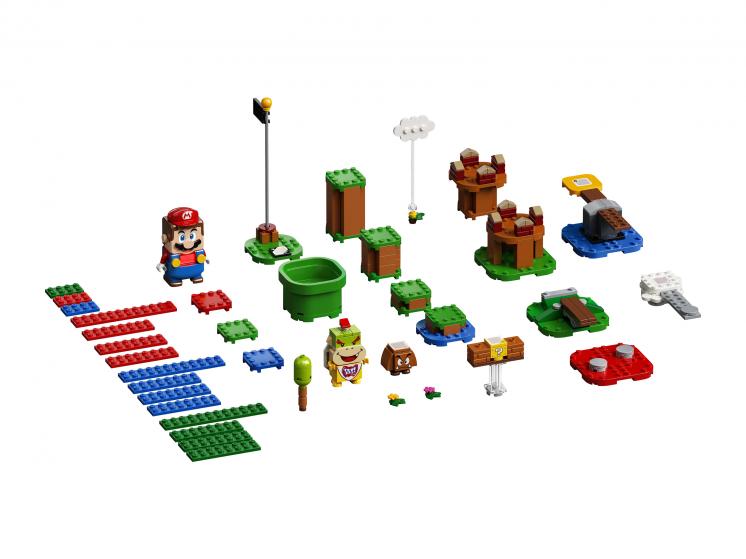 71360 Lego Super Mario - Стартовый Набор