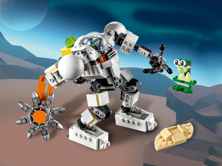 31115 Lego Creator - Космический робот для горных работ