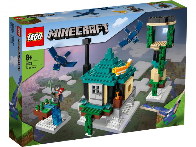 21173 Lego Minecraft - Небесная башня