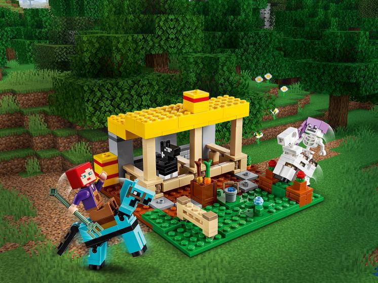 21171 Lego Minecraft - Конюшня