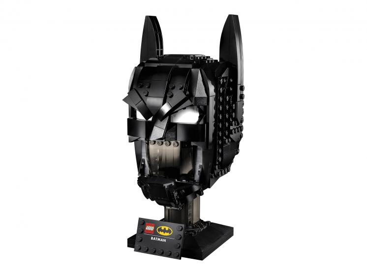 76182 Lego DC Comics Super Heroes - Маска Бэтмена