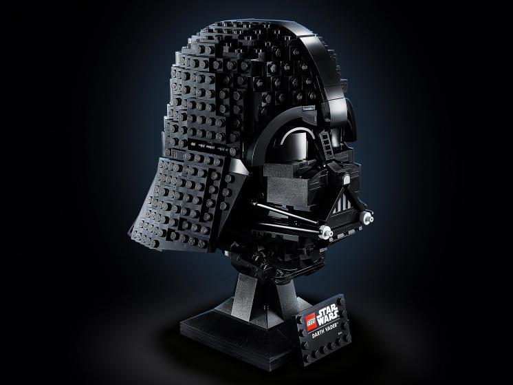75304 Lego Star Wars - Шлем Дарта Вейдера