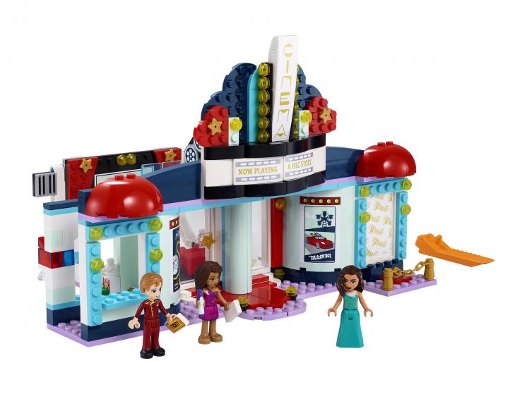 41448 Lego Friends - Кинотеатр Хартлейк-Сити