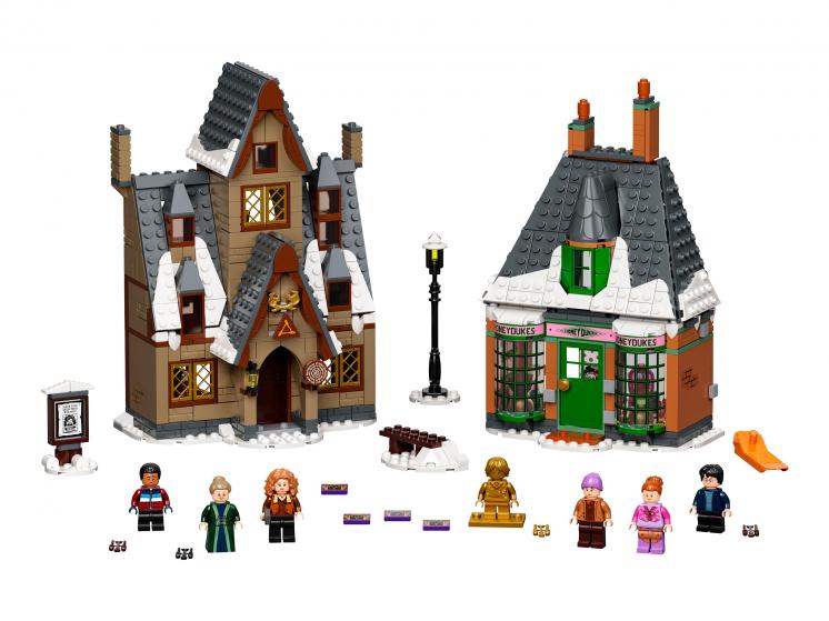 76388 Lego Harry Potter  - Визит в деревню Хогсмид