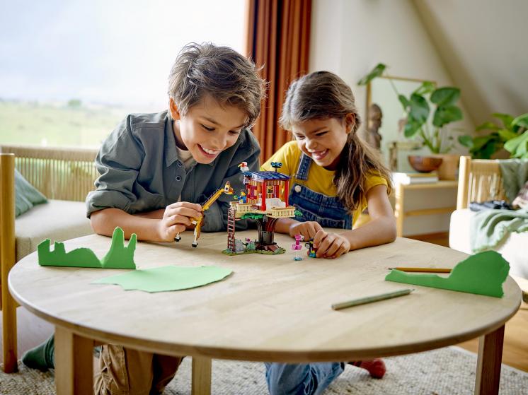 31116 Lego Creator - Домик на дереве для сафари