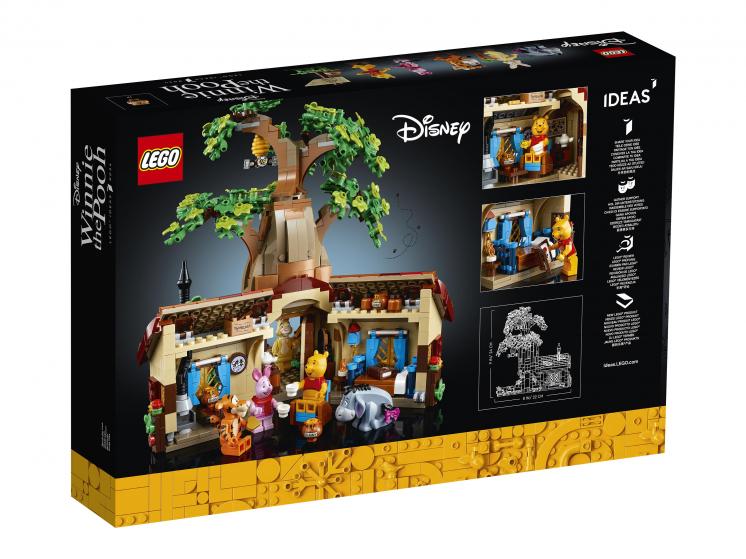 21326 Lego Ideas - Винни Пух