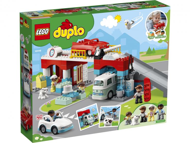 10948 Lego Duplo - Гараж и автомойка