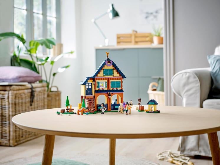 41683 Lego Friends - Лесной клуб верховой езды