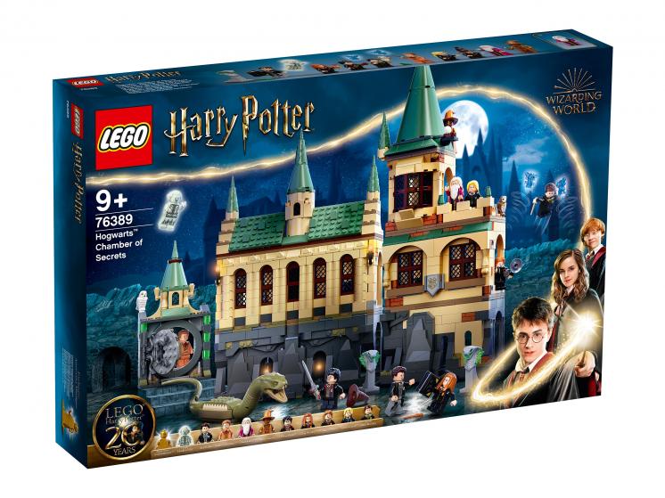76389 Lego Harry Potter - Хогвартс: Тайная комната